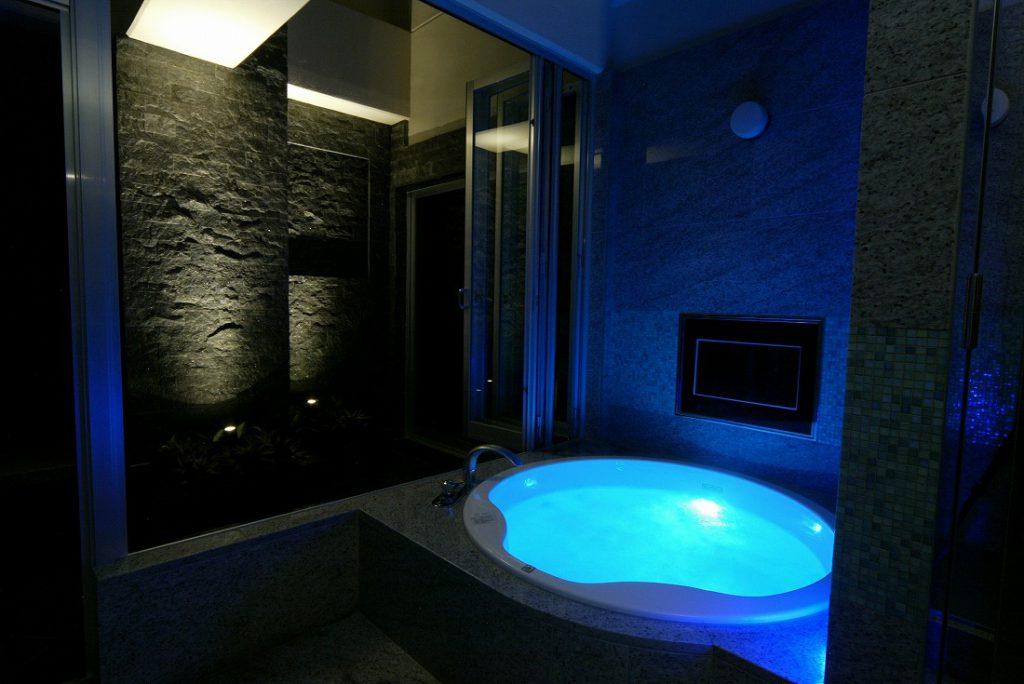 ホテルPASHAのお風呂